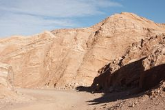 Atacama pustynia Zdjęcia Stock
