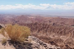 Atacama pustynia blisko San Pedro De Atacama fotografia royalty free
