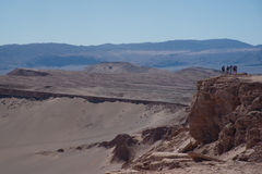 Atacama Vista Royalty Free Stock Photography