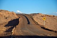 Atacama Wüste Stockbild
