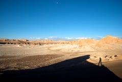 Atacama Wüste Lizenzfreie Stockfotografie