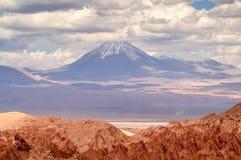 Atacama-Wüste Lizenzfreie Stockfotos