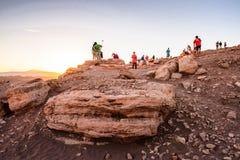 Atacama Wüste, Chile Stockfoto
