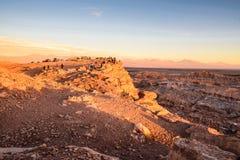 Atacama Wüste, Chile Lizenzfreie Stockfotografie