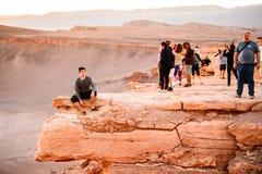 Atacama Wüste, Chile Stockbilder
