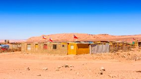 Atacama Wüste, Chile Lizenzfreie Stockbilder