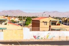Atacama Wüste, Chile Stockbild