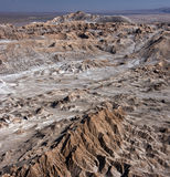 Atacama Wüste - Chile stockfoto
