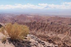 Atacama-Wüste nahe San Pedro de Atacama lizenzfreie stockfotografie