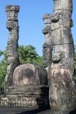 Atadage in Polonnaruwa Royalty Free Stock Photos