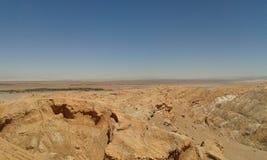 Atakama-Wüste Stockfotografie