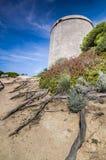 Atalaya antigua, Cádiz, España Fotos de archivo libres de regalías