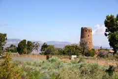 Atalaya - barranca magnífica Fotografía de archivo