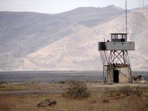 Atalaya cerca de la frontera iraní, Turquía Imagen de archivo libre de regalías