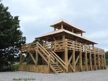 Atalaya de madera Fotos de archivo libres de regalías