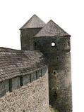 Atalaya en una fortaleza Imágenes de archivo libres de regalías