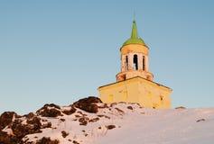 Atalaya en una pena Lisya Foto de archivo libre de regalías