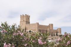 Atalaya-Schloss Stockbild