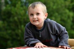 Ataque das crianças Fotos de Stock Royalty Free