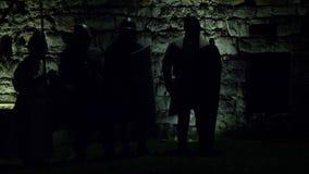 Ataque de noche del castillo