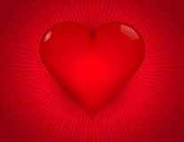 Ataque del corazón 2 Foto de archivo libre de regalías