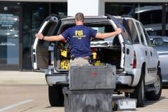 Ataque terrorista de Chattanooga fotografía de archivo libre de regalías