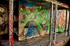 Ataque urbano da arte Imagem de Stock Royalty Free