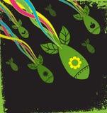Ataque verde libre illustration