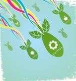 Ataque verde Imágenes de archivo libres de regalías