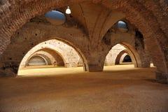 Atarazanas Reales in Sevilla, Andalusien, Spanien Stockbilder