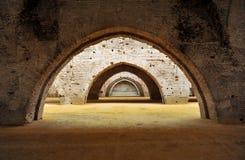 Atarazanas Reales in Sevilla, Andalusien, Spanien Lizenzfreie Stockfotos