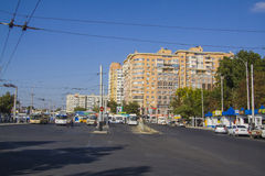 Atarbekova gata krasnodar Arkivfoto