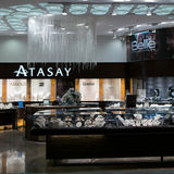 Atasay Store Royalty Free Stock Images