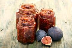 Atasco de las figs.as. Imagen de archivo libre de regalías