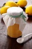 Atasco del limón Foto de archivo libre de regalías