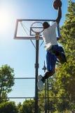 Atasco del monstruo del baloncesto Imagen de archivo
