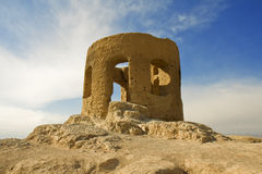 Atashgah Monument - Marbin Fortress Stock Photography