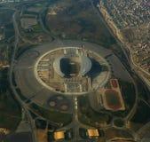 Atatà ¼ rk奥林匹克体育场伊斯坦布尔-土耳其 库存照片