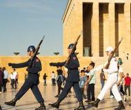 AtatÃ-¼ rk Mausoleum, Anıtkabir, Ankara stockbild