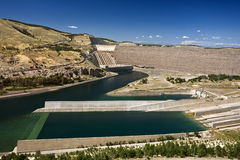 Atat�rk Dam Stock Photo
