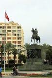 Atatürk Statue Izmir, Turkey Royalty Free Stock Photography
