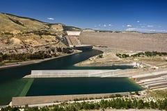 Atat�rk Dam Stock Photo