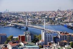 Ataturk bridge Royalty Free Stock Photo