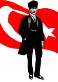 Ataturk Royalty Free Stock Photo