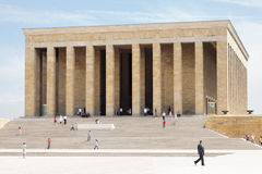 Ataturk Mausoleum Royalty Free Stock Images