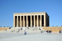 Ataturk Mausoleum Stock Images