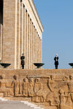 Ataturk Mausoleum, Anitkabir Stock Photography