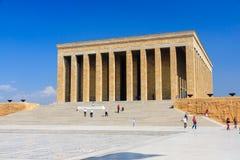 Ataturk Mausoleum Stock Photography