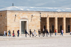 Ataturk Mausoleum Ankara Royalty Free Stock Photos