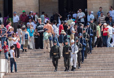 Ataturk Mausoleum Ankara Stock Photos